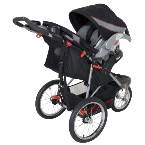 Amazon Baby Trend Expedition LX Travel System Millennium Infant Car Seat Stroller Systems