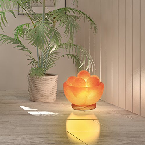 Himalayan Glow Massage ball Himalayan Salt lamp for Myofascial Release, Trigger Point Therapy, Muscle Knots, and Yoga