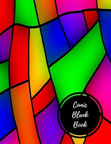 Download Comic Blank Book pdf epub