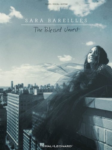 Sara Bareilles - The Blessed Unrest (Blessed Book Music)