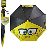Nick Sponge Bob Umbrella with Clamshell