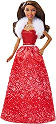 Barbie 2014 Holiday African-american Doll