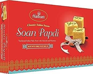 Haldiram's Soan Papadi, 500 g