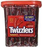 Twizzlers Strawberry Candy Twists - 180 Pcs.