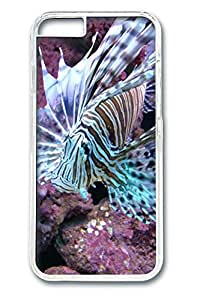 iphone 6 4.7inch Case iphone 6 4.7inch Cases Lion Fish 2 Animal Polycarbonate Hard Case Back Cover for iPhone 6 transparent