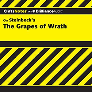 The Grapes of Wrath: CliffsNotes Audiobook