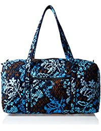 Large Duffel, Signature Cotton