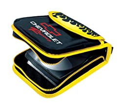 Chevy Racing 32 Disc CD/DVD Carrying Case