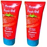 Himalaya fresh start oil clear wash strawberry 50ml (pack of 2) (two)