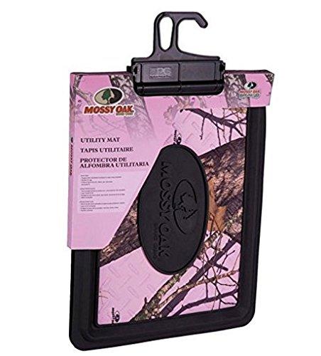 Mossy Oak Utility Floor Mat (Mossy Oak Break-Up Country Pink Camo, 2 Pack)
