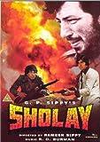 Sholay- 1975 (Classic Amitabh Dharmendra Hindi Film / Bollywood Movie / Indian Cinema DVD)