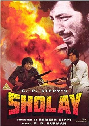 Sholay picture hindi mein video calling