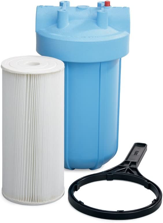 B0002YU7AC Omnifilter Whole House Water Filter Housing 51p65Ju4itL