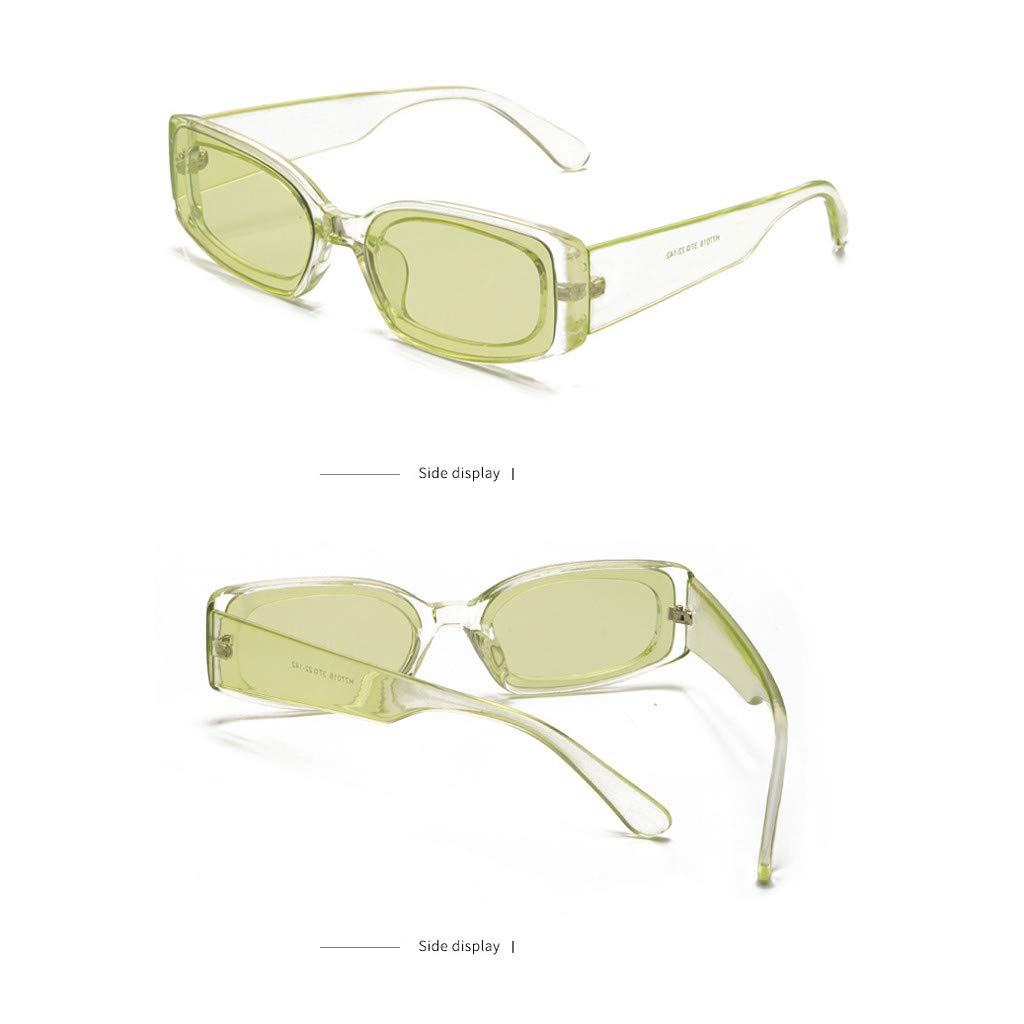 Longra Women Men Sunglasses Fashion Vintage Eye Retro Eyewear Radiation Protection
