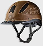 Product review for TROXEL WESTERN RIDING HELMET CHEYENNE LOW PROFILE ALL SIZES