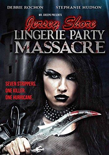 Jersey Shore Lingerie Party - Dvd Jersey Massacre Shore