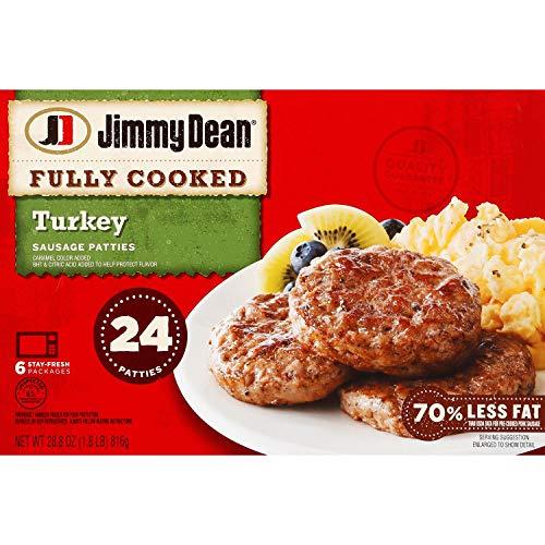 Jimmy Dean Turkey Sausage Patties (1.80 lbs.)