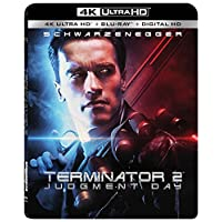 Terminator 2: Judgement Day 4K Ultra HD Blu-ray