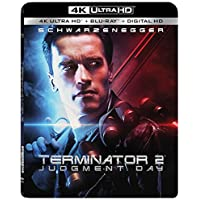 Terminator 2: Judgment Day (4K Ultra HD + Blu-ray + Digital)