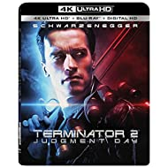 Terminator 2: Judgement Day 4K Ultra HD