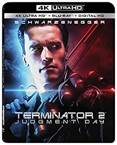Terminator 2: Judgement Day 4K Ultra Hd [Blu-ray]