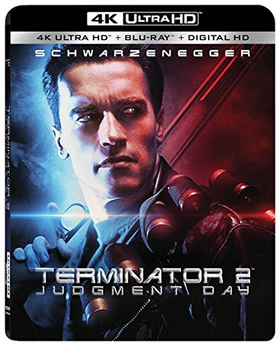 Terminator 2: Judgement Day 4K Ultra Hd [Blu-ray] (Best Motorcycle Deals 2019)
