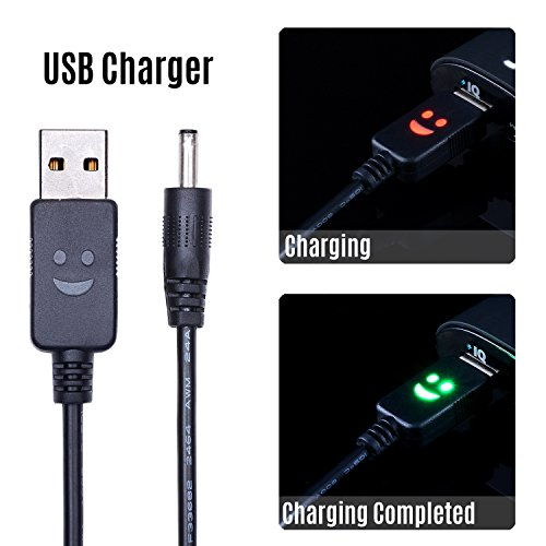 Led-Clip-Reading-Light-Raniaco-Reading-Lamp-USB-Rechargeable-Touch-Switch-Bedside-Book-Light-with-Good-Eye-Protection-Brightness-Z-Black