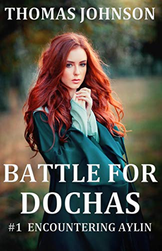 Book: Battle for Dochas - The Awakening by T.P. Johnson