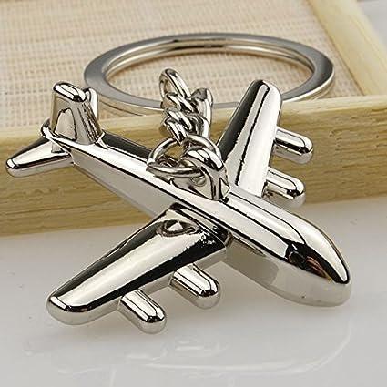 Mini Llaveros Modelos de Aviones,Llavero de avión acero ...