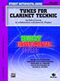 Student Instrumental Course Tunes for Clarinet Technic, Robert Lowry and James D. Ployhar, 0757910335