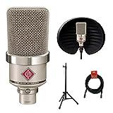 Neumann TLM-102 Studio Condenser Microphone