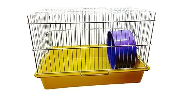 Jaula para hamster Small Pet de interiores Dwarf, Siria Small ...