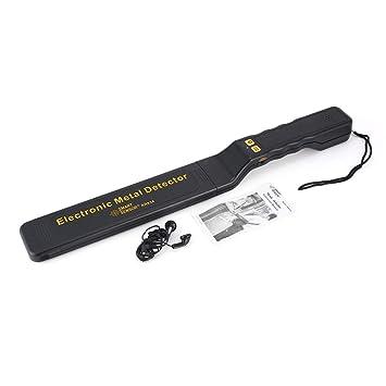 AR934 subterráneo del detector de metales de mano Treasure Hunter Oro Digger Buscador Sensible Caza escáner