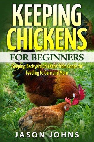 Keeping Chickens Beginners Inspiring Gardening product image