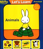 Animals [With Poster] (Miffy and Friends: Let's Learn) by Dick Bruna (2004-04-07)