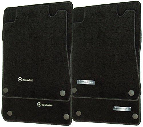Mercedes c32 floor mats floor mats for mercedes c32 for Mercedes benz oem floor mats