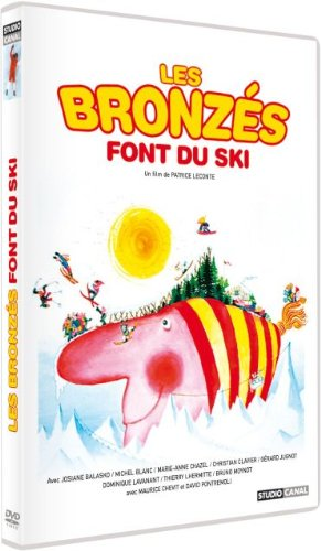 Les Bronzés font du ski [Francia] [DVD]