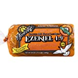 Food for Life, Ezekiel 4:9 Bread, Original Sprouted, Organic, 24oz (1 Loaf) by FOOD FOR LIFE EZEKIEL ORIGINAL ONE LOAF