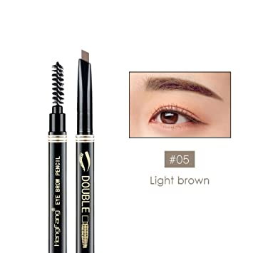 Eyebrow Pencil Brush Lapiz Micromarcador De Cejas Crayon Sourcils Maquillage Waterproof Microblading Eyebrow Tattoo Pen 05