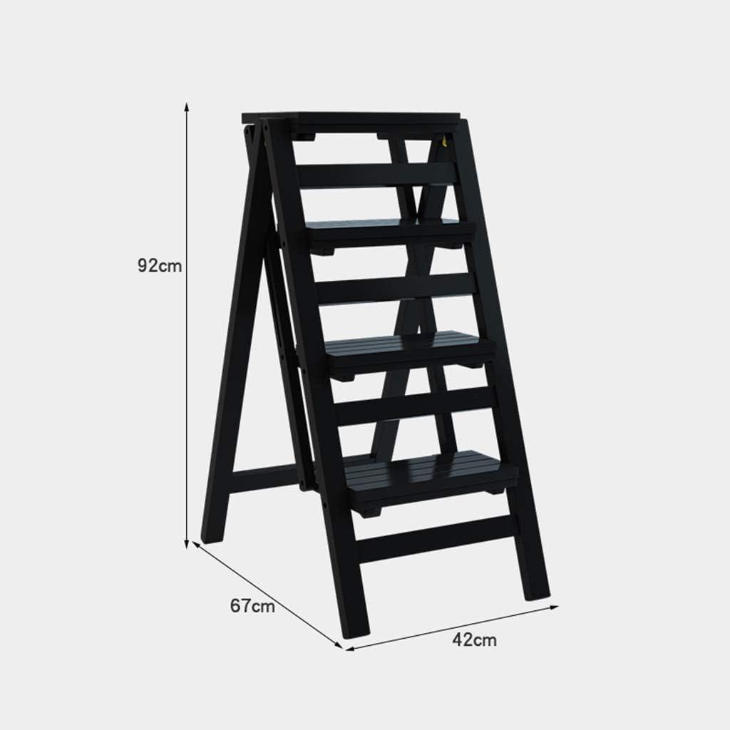 JTD Inicio Taburete plegable simple, Taburete de escalera de ...