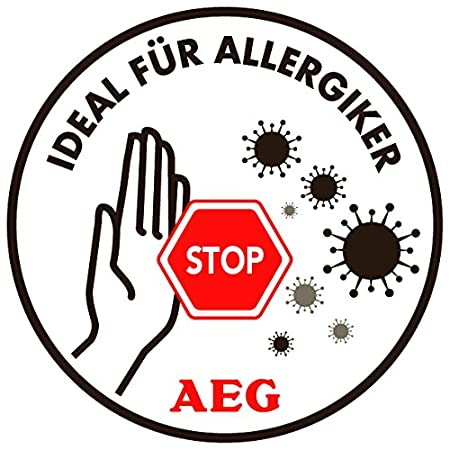 AEG Advanced Precision Allergy Kit para superficies delicadas