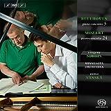 Beethoven: Piano Concerto 3 / Mozart: Piano Concerto 24