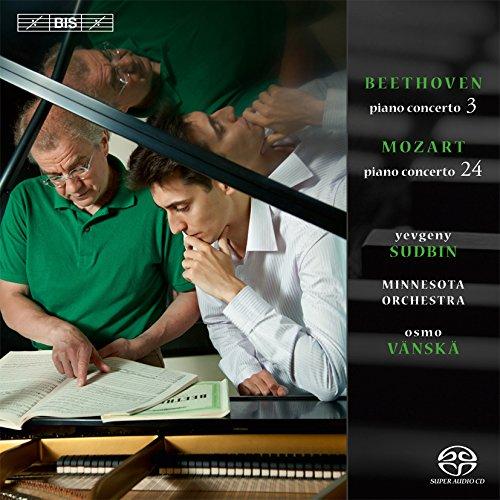 SACD : Yevgeny Sudbin - Yevgeny Sudbin Plays Beethoven & Mozart Ctos (Hybrid SACD)