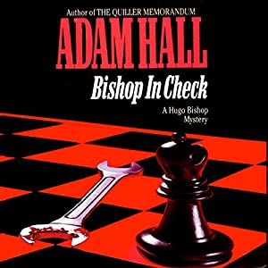 Bishop in Check Audiobook