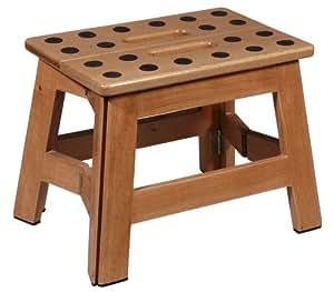 Puhlmann James Foldable Wooden Stool