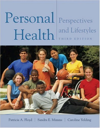 Personal Health: Perspectives and Lifestyles (with InfoTrac and Health and Fitness and Wellness Internet Explorer) by Brooks Cole