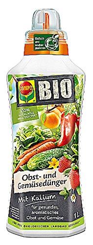 COMPO BIO Obst- und Gemüsedünger 1 l (BIOGfl 1)