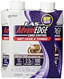 EAS AdvantEDGE Carb Control Ready To Drink Carton, Chocolate Fudge, (Chocolate Fudge, pack of 48) EAS-8p