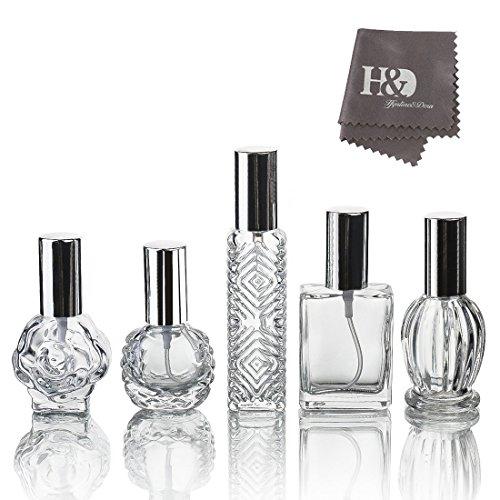 empty perfume bottles - 3