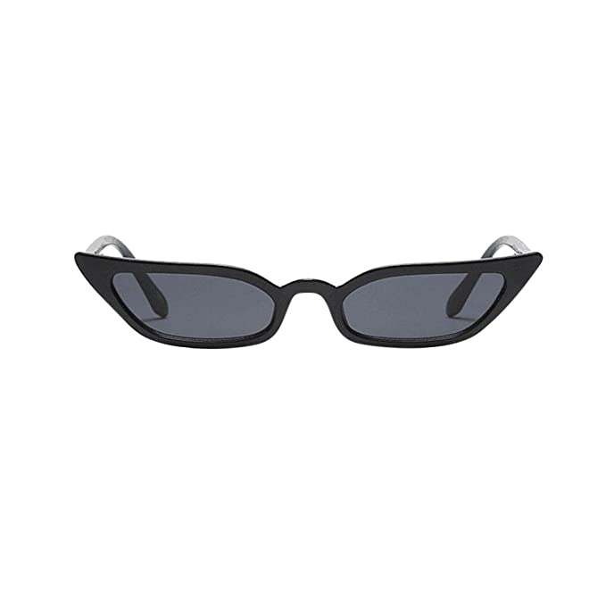 Women Dame Cat Eye Sunglasses Sommerbrillen Rahmen Retro Vintage Sonnenbrille